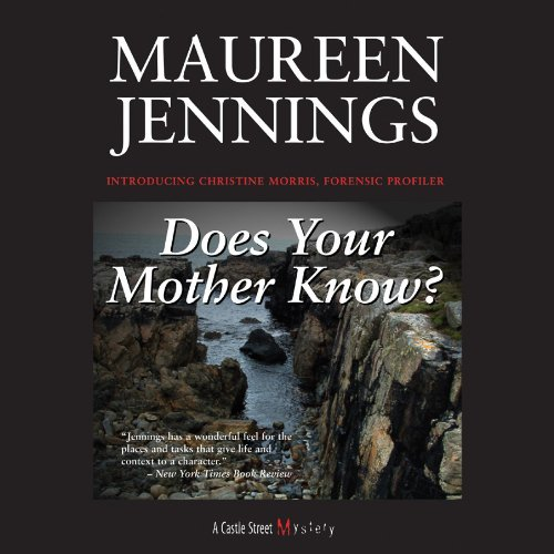 Does Your Mother Know?                   By:                                                                                                                                 Maureen Jennings                               Narrated by:                                                                                                                                 Caroline Shaffer                      Length: 9 hrs and 52 mins     2 ratings     Overall 4.5