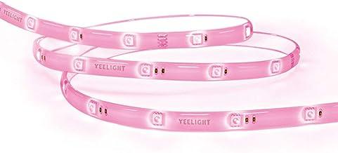 Yeelight Lichtstrip 1S EU-versie, 16 miljoen kleuren WiFi RGB Strip voor Mi Home APP, Smart Phone Control, Compatibel met ...