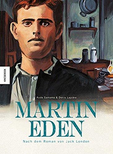 Buchseite und Rezensionen zu 'Martin Eden: nach dem Roman von Jack London' von Samama, Aude