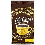McCafe Breakfast Blend Light Roast Ground Coffee (12 oz Bags, Pack 6)