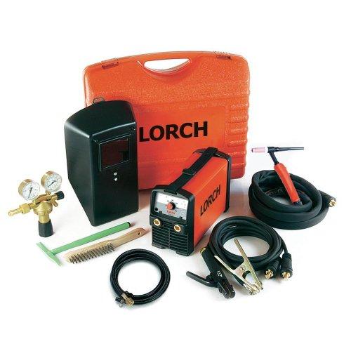 Elektroden- & WIG-Montagepack Handy 180 Set Lorch 107.0180.2 Betriebsspannung 230 V/50 Hz Schweiß-Strom (Elektrode/WIG)