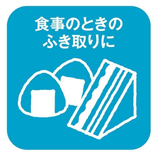 大王製紙 エリエール イーナいつでも使えるウェットティシュ 純水99% イーナ純水 80枚×8コ入