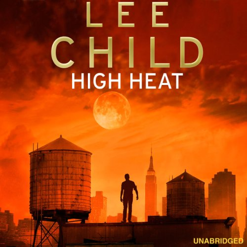 High Heat audiobook cover art