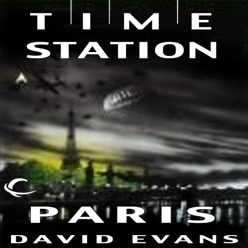 Time Station Paris audiobook cover art