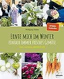 Ernte mich im Winter: Einfach immer frisches Gemüse. säen, wachsen, glücklich sein. Das wächst im Winter: Wintergemüse wie Mangold, Grünkohl, ... unter der Schneedecke geerntet zu werden.