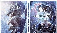 特典のみ PS4 モンスターハンターワールド アイスボーン ゲオ限定特典 スチールブック