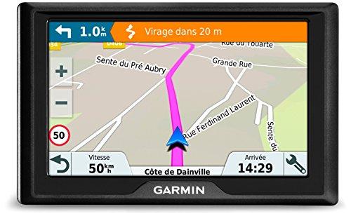 Garmin Drive 40 LM Se Plus - GPS Auto - 4,3 Pouces - Carte 15 Pays - Mise à Jour 46 Pays Gratuite...
