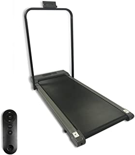 Ultra Thin and Silent Folding Treadmill Adjustable Speed Fitness Equipme walking machines for exercise for home Gym runnin...