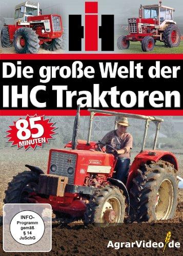 Die große Welt der IHC Traktoren