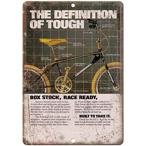 VEHFA Kuwahara BMX Race Bike - 8