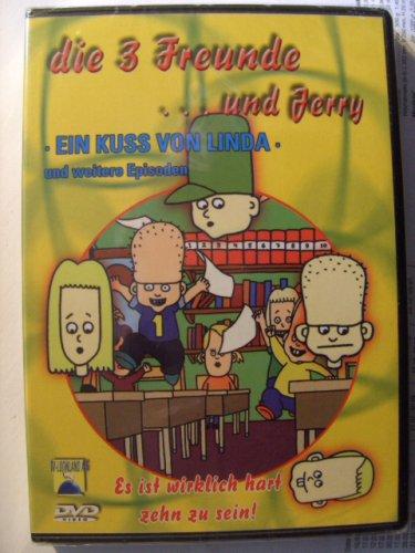 Die 3 Freunde und Jerry - Ein Kuss von Linda