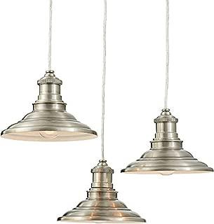 allen roth multi pendant light