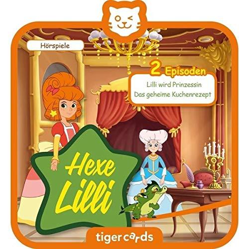 Tiger Media 4133 tigercard-Hexe Lilli Wird Prinzessin & Das geheime Kuchenrezept