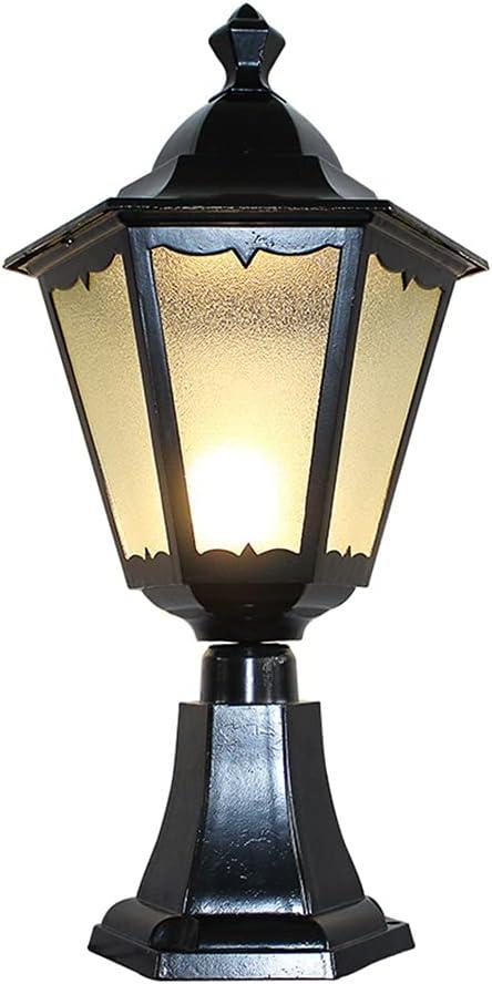 LIUCHUNYANSH Outdoor Post free Light Cap Solar 70% OFF Outlet Lights Ga