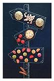 Puzzle-a Pintura Rompecabezas - Señal de tráfico de Alimentos 1000 Piezas Puzzles Adultos Niños - Diversión Juego de regalo Puzzle-a