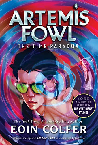 artemis fowl the time paradox pdf free download