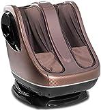 uKnead Leg Massager - Shiatsu Calf & Foot Rollers, Air Compression &...