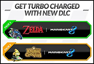 Mario Kart 8 DLC Pack 1 + Pack 2 Bundle - Wii U [Digital Code]