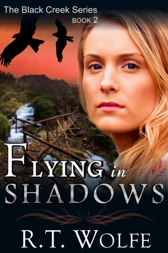 Book: Flying in Shadows (The Black Creek Series, Book 2) by R.T. Wolfe