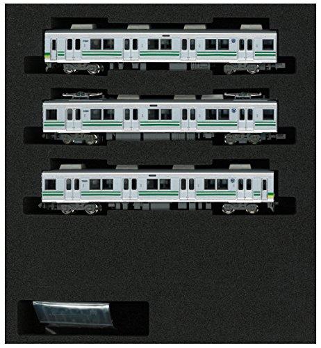 グリーンマックス Nゲージ 50549 秩父鉄道7500系 第3編成 3両編成セット (動力付き)