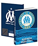 Agenda Scolaire OLYMPIQUE DE MARSEILLE 2020-2021