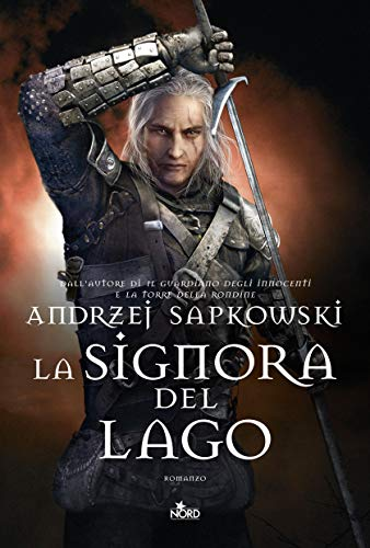 La Signora del Lago: The Witcher 7