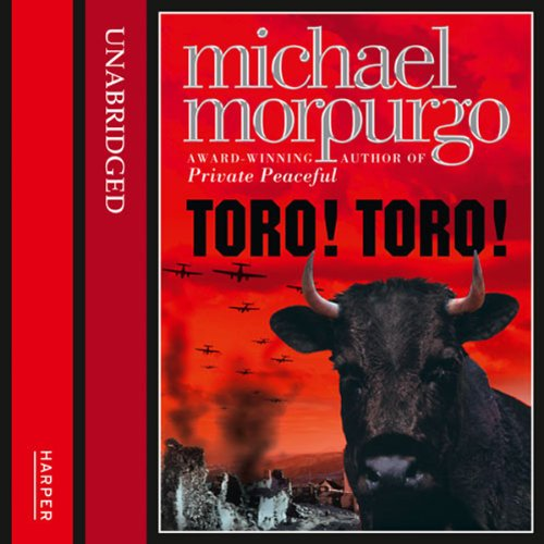 Toro! Toro! audiobook cover art