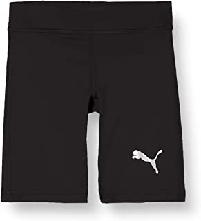 Puma Liga Baselayer Shorttight Jr, Pantalones Cortos Para Niños