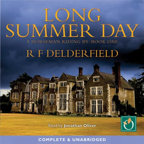 Long Summer Day audiobook cover art