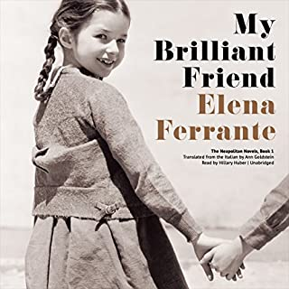 My Brilliant Friend cover art