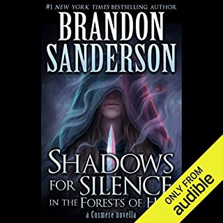 Shadows for Silence in the Forests of Hell audiobook cover art