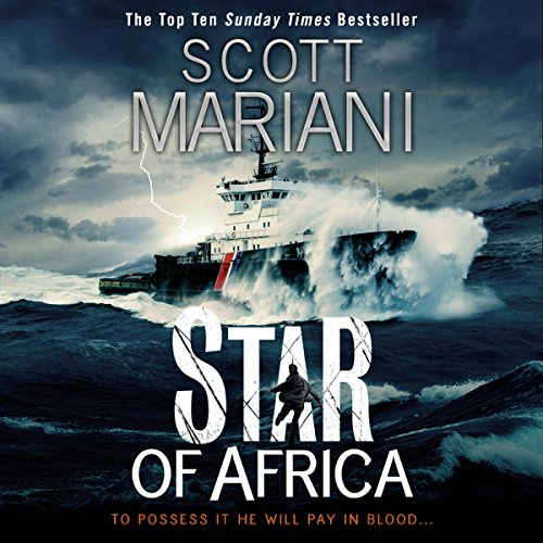 Star of Africa audiobook cover art