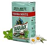 Erva-Mate Barão Export Compuesta - Té mate de Brasil (1 kg)