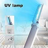 Desinfectante Ultravioleta Lámpara Venta Caliente Portátil Desinfectante Ultravioleta Luz Portátil De Mano Plegable Oficina De Viaje Lámpara De Desinfección