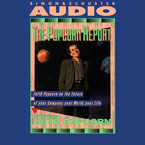 The Popcorn Report cover art
