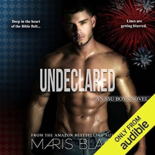 Undeclared audiobook cover art