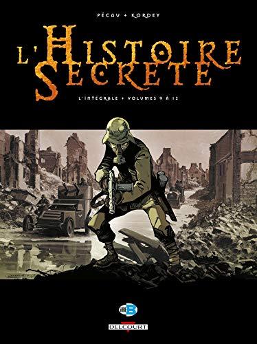 L'Histoire secrète - Intégrale T09 à T12