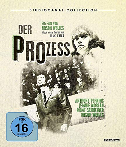 Der Prozess - StudioCanal Collection [Blu-ray]