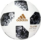 adidas World Cup 2018 Omb Soccer Ball Pro White/Black
