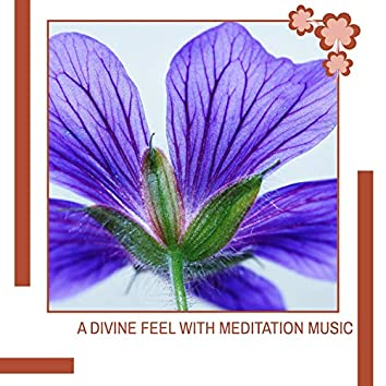 A Divine Feel With Meditation Music