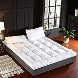 huan spesso pieghevole tatami materasso, super morbida e traspirante futon giapponese tappetino portatile dormitorio materasso, 10cm molli spessi multifunzionale cuscino camera camping