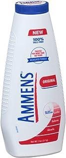 Ammens Medicated Powder, Original - 11 oz