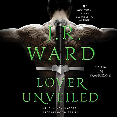 Lover Unveiled Audiobook By J.R. Ward cover art