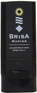 BRISA MARINA(ブリサ マリーナ) 日焼け止めUVスティック EX (ブラウン) 10g [SPF50+ PA++++] Professional Edition Z-0CBM0016320