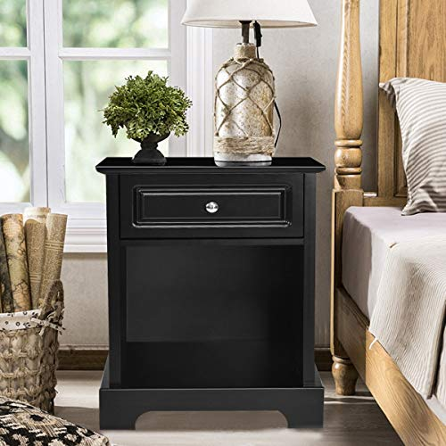 simplyUSAhello-Accent-Table-Bedside-Storage-Nightstand