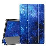 FINTIE Custodia per Samsung Galaxy Tab A 10.1 2019 - Ultra Sottile Leggero Cover Protettiva Case per Samsung Galaxy Tab A 10.1 Pollici Modello SM-T510 / SM-T515 2019, Starry Sky