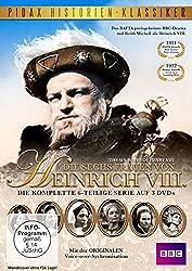 Die sechs Frauen Heinrich VIII: Der Klassiker auf Deutsch