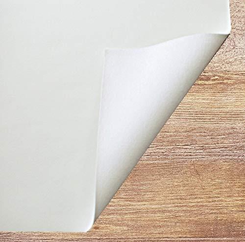 Protector de Mesa, salvamantel, Hule Muletón, Tela Impermeable con PVC y algodón Que Protege la Mesa de Golpes y ralladuras. (140 Redondo)