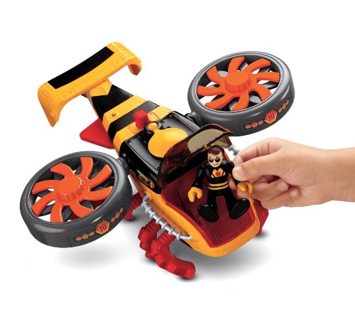 Fisher-Price imaginext Sky Racers Hornet Copter