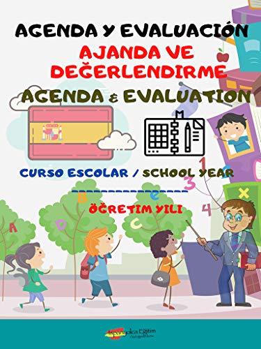 Agenda para profesores (Agenda y Evaluación): Teachers Agenda (Agenda and Evaluation) - Öğretmenler ajandası (Ajanda ve değerlendirme)